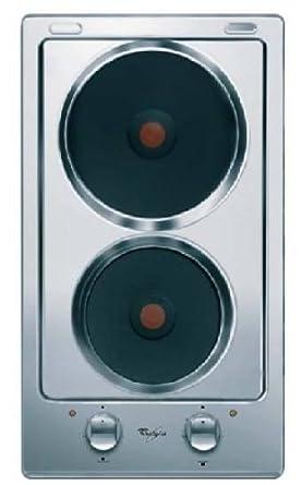 Whirlpool AKT 310 Integrado Hornillo eléctrico / - Placa ...
