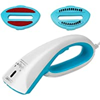 Handheld Steamer,THYMY Fast Heat-up Handheld Portable Fabric Clothes Steamer for Home and Travel