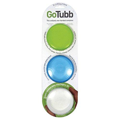 humangear-gotubb-3-pack-medium-2oz-clear-green-blue