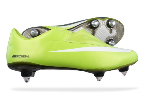 4c0fe5b8706 Nike Mercurial Vapor VI SG Mens soccer Boots   Cleats - Lime Green - SIZE  US 7 - Buy Online in UAE.