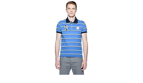 CMP Polo Man Azul / Blanco XL: Amazon.es: Ropa y accesorios