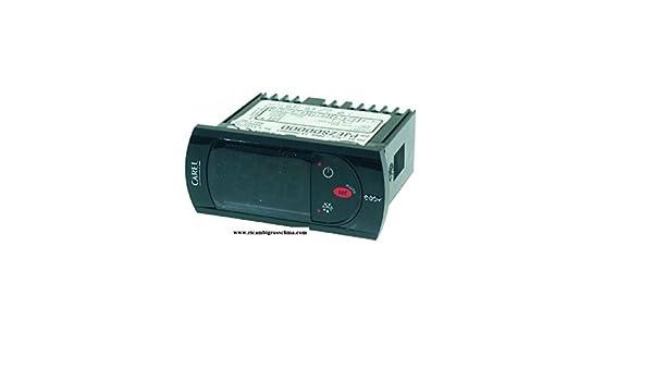 Termostato Controlador Electrónico Carel pyia1z052 N: Amazon.es: Industria, empresas y ciencia