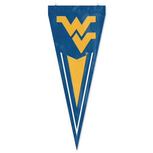NCAA West Virginia Mountaineers Yard Pennant
