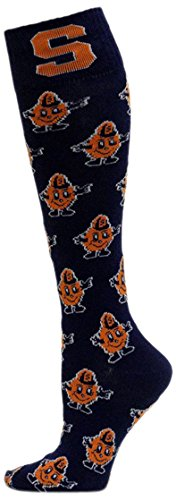 - NCAA Syracuse Orange Otto Dress Socks