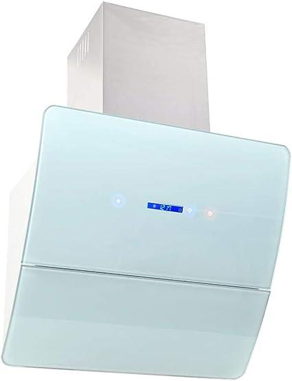 vidaXL Campana Extractora Pared 60cm Blanco Electrodoméstico Ventilador Cocina: Amazon.es: Grandes electrodomésticos