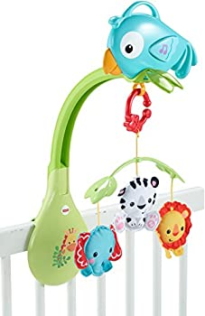 Fisher-price Rainforest Friends 3-in-1 Musical Mobile 3