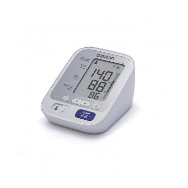 OMRON - Tensiómetro de brazo digital con detección del pulso arrítmico, validado clínicamente 4
