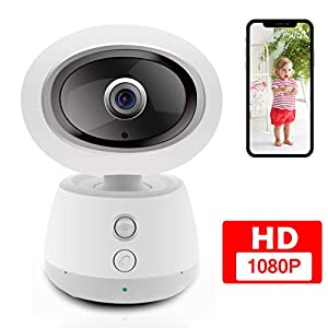 Wireless Home Camera-Baby Monitor for Home Security 1080P HD Cloud Storage Indoor Dog Cat Pet-Camera 42