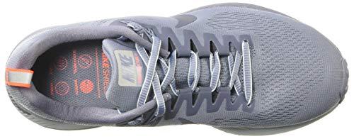 Zoom Blue Structure Damen 21 Nike Multicolore Thunder Donna Scarpe Dark Air Sky Blue Shield thu Running xwqUCCFa