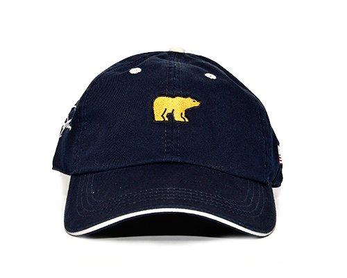 Jack Nicklaus Golden Bear Hat - Patriot Series (Navy Blue)