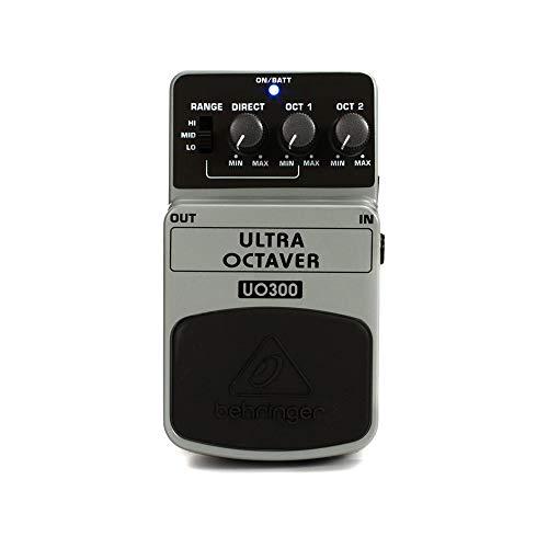 Pedal para Guitarra Behringer Uo300 Ultra Octaver