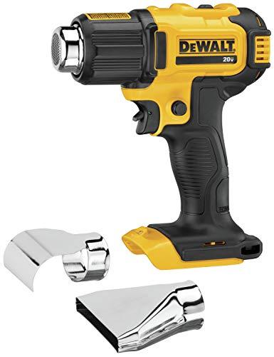 Dewalt 20v Max Cordless Heat Gun Tool Only Dce530b