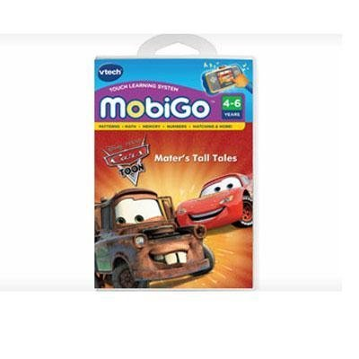 VTech - MobiGo Software - Disney's Cars - Mater's Tall Tales -
