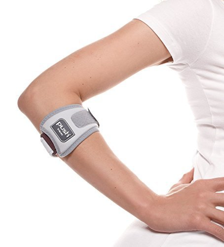 Push med Elbow Brace Epi for Tennis Elbow or Golfer's Elbow