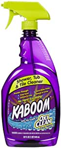 Kaboom Shower, Tub & Tile Cleaner with OxiClean - 32 oz