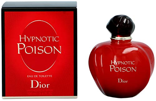 Hypnotic Poison by Christian Dior for Women 3.4 oz Eau de Toilette Spray (Dior Hypnotic Poison Best Price)