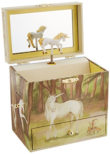 Enchantmints Unicorn Music Jewelry - Jewelry Box Treasure Musical Fairy