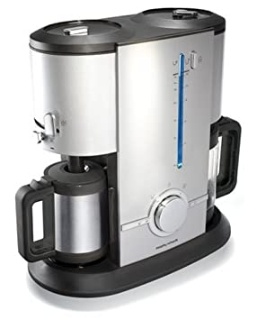 Morphy Richards Food Fusion Filter Coffee Maker 47060 Stainless