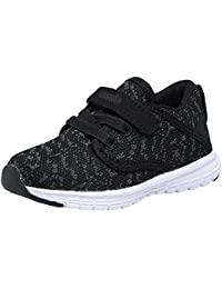 Toddler Kid's Lightweight Sneakers Boys and Girls Cute Casual Running Shoes