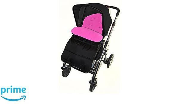 Saco/Cosy Toes Compatible con Graco Metro carrito de bebé, color rosa: Amazon.es: Bebé