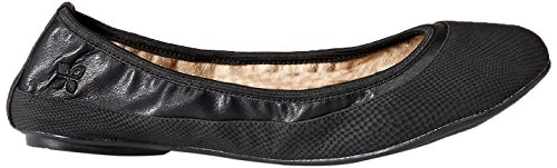 Hannah Black Nero Butterfly Ballerine Twists Donna Snake H6v6F5q