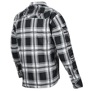 Speed and Strength Men's Rust and Redemption Black/Gray Moto Jacket, 3XL