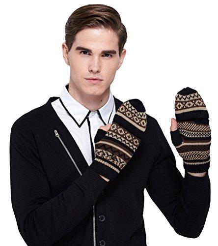 Bellady Knitted Convertible Fingerless Gloves