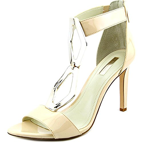 BCBGeneration Womens Cayce Open Toe Ankle Strap D-Orsay, Nude Blush, Size 6.0