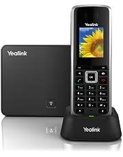 Yealink W52P - Teléfono IP, color negro