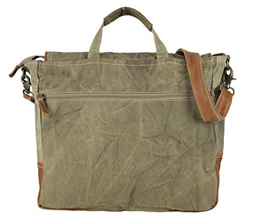 tela de hombre hecho compra tela Bolso Vintage mano Bolso de señora hombro con bolso Sunsa de 51784 cuero de wHnBZq
