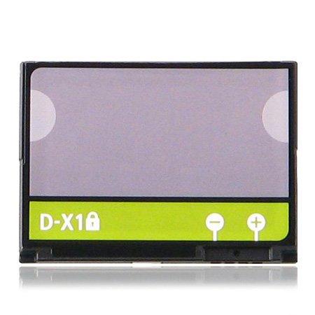 (BlackBerry Curve 8900, Storm 9530 9500, Storm 2 9550 9520, Bold 9650 Tour 9630 Standard Battery (D-X1))
