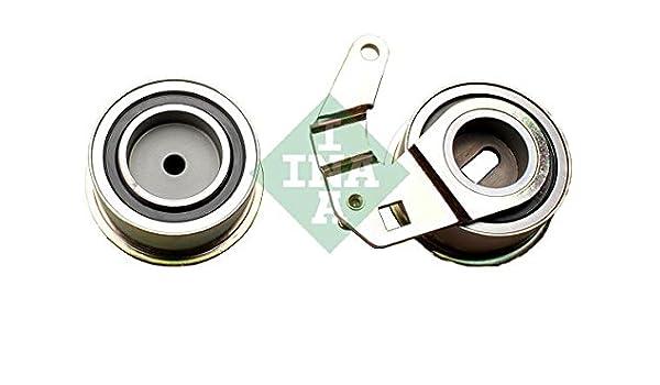 INA 530 0075 09 Juego rodillos, correa distribución: Amazon.es: Coche y moto