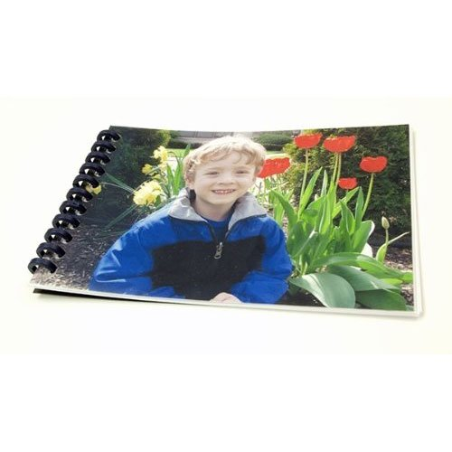 - GBC Photo Flip Book, 4 x 6 Inches, 10 Pages, 25879