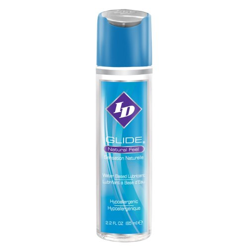 (ID Glide 2.2 FL OZ Natural Feel Water Based Personal Lubricant)