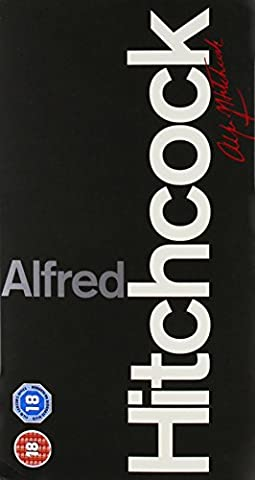 Alfred Hitchcock Collection - 14-DVD Box Set ( The Birds / Family Plot / Frenzy / The Man Who Knew Too Much / Marnie / Rear Window / Saboteur / [ NON-USA FORMAT, PAL, Reg.2.4 Import - United Kingdom (The Man Who Knew Too Much Dvd)