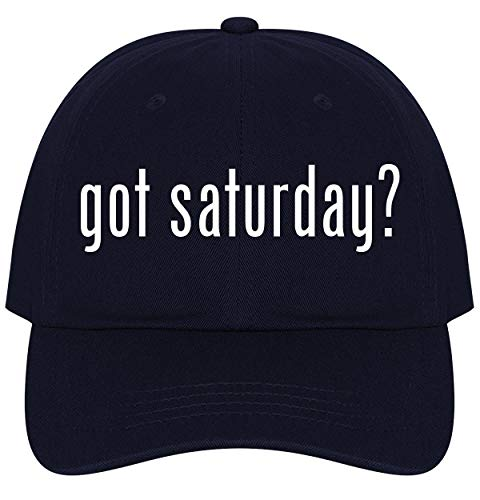 The Town Butler got Saturday? - A Nice Comfortable Adjustable Dad Hat Cap, Navy