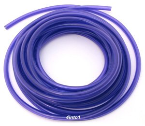 3 Feet Helix Clear Purple 3//16 Polyurethane Fuel Line