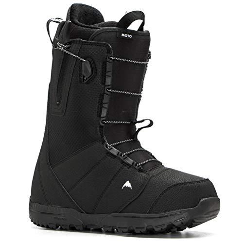 Burton Moto Snowboard Boots 2020-8.0/Black
