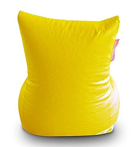 Amazon.com: Style Homez Premium - Puf de piel sintética XXXL ...