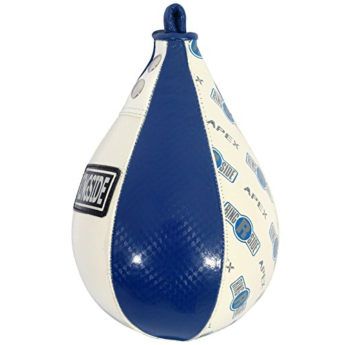 Ringside Apex Speed Bag, Royal Blue/White, Medium