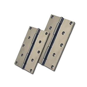 70SSH5X8 Transom Door Hinges - Stainless Steel  sc 1 st  Amazon.com & Amazon.com : 70SSH5X8 Transom Door Hinges - Stainless Steel ...