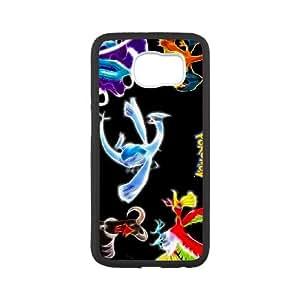 games Pokemon Bank Samsung Galaxy S6 Cell Phone Case Black 91INA91178985