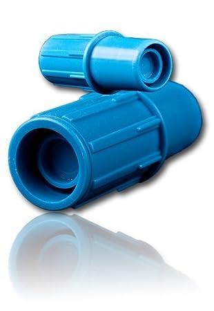 Relativ Entlüfterventil Blue Magic Wasserbett Zubehör Ventil: Amazon.de NJ43