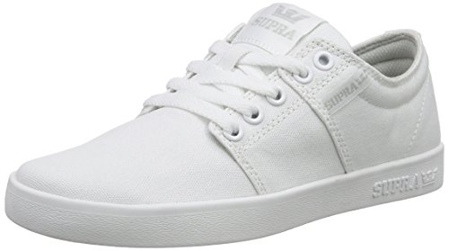 Ii Sneakers Ofw Stacks White Basses Off mixte adulte Blanc Supra White w4Bqagx