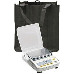 Sartorius AY711 M-PROVE series portable toploader 710 x 0 1 g with transport bag