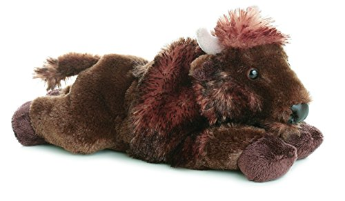 Aurora World Inc. Plains Plush (Stuffed Buffalo)
