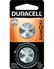 Duracell - 2032 3V Lithium Coin Battery - long lasting battery