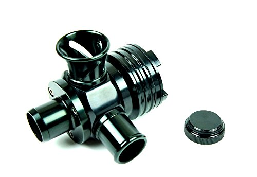 Jetta Valve - RKX 1.8T 2.7T Precision machined Turbo Splitter Valve for VW & Audi BOV diverter Valve Boost bypass MK4 B6 B5 GTI