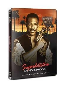 Pack Superdetective en Hollywood: La trilogía completa (Estuche [DVD]