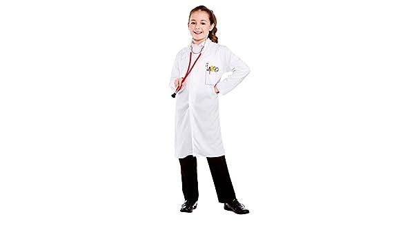 Amazon.com: Doctors Coat -Unisex (8-10) **NEW**: Home ...